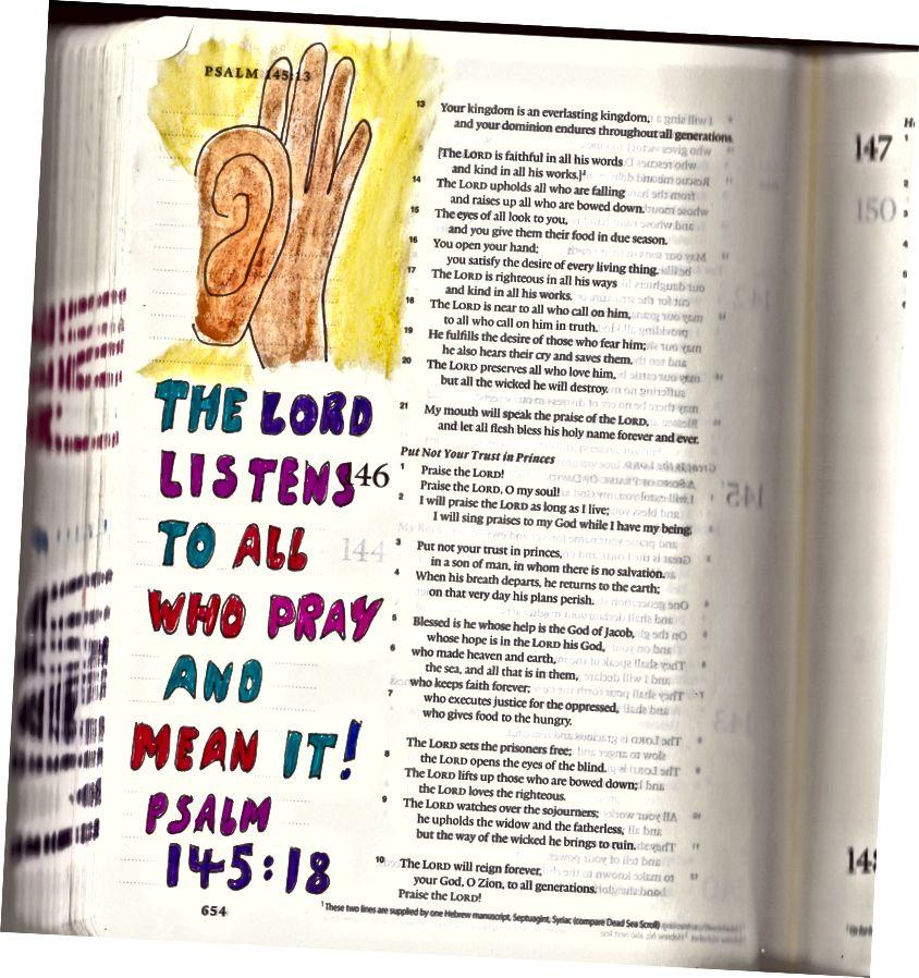 Bible Art - Janis Kostenloser E-Mail-Kurs.