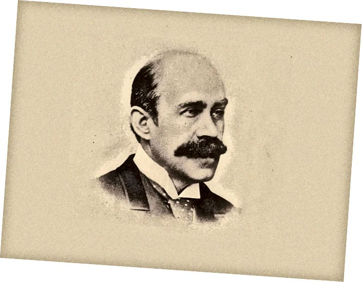Porträt von Walter Pater || 1839–1894
