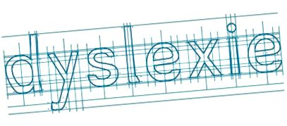 Legasthenie vom Letter-Typ, entworfen von Christian Boer