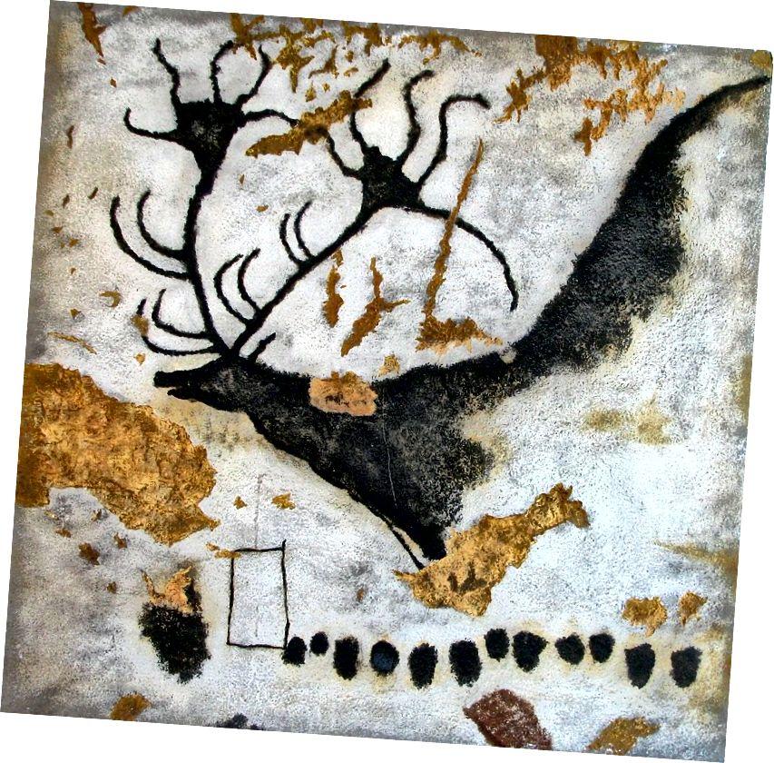 Mağara rəsmləri, Lascaux, Fransa, İctimai Sahə