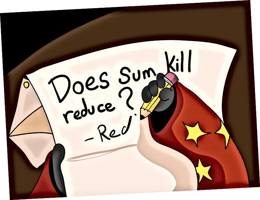 """Червено писмо до майстор: """"Сумата убива ли намалява? - Червен"""