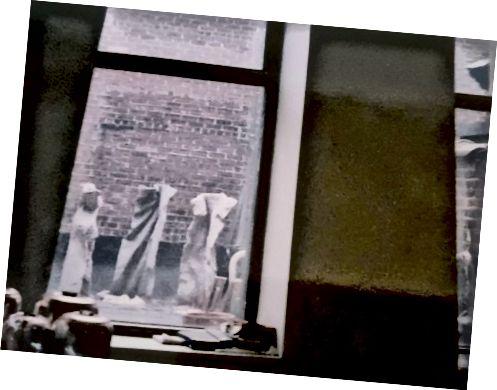 Rosemarie Castoro, Flashers (моето удължаване на покрива на Bowery)