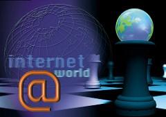 Umělecká projekce internetu