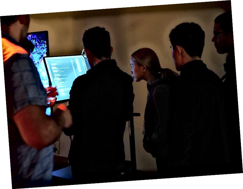 Gary Boodhoo-u CODAME ART + TECH Festival 2018-də tapın