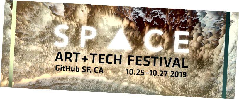 ART + TECH Festivalı 2019 『SPACE』