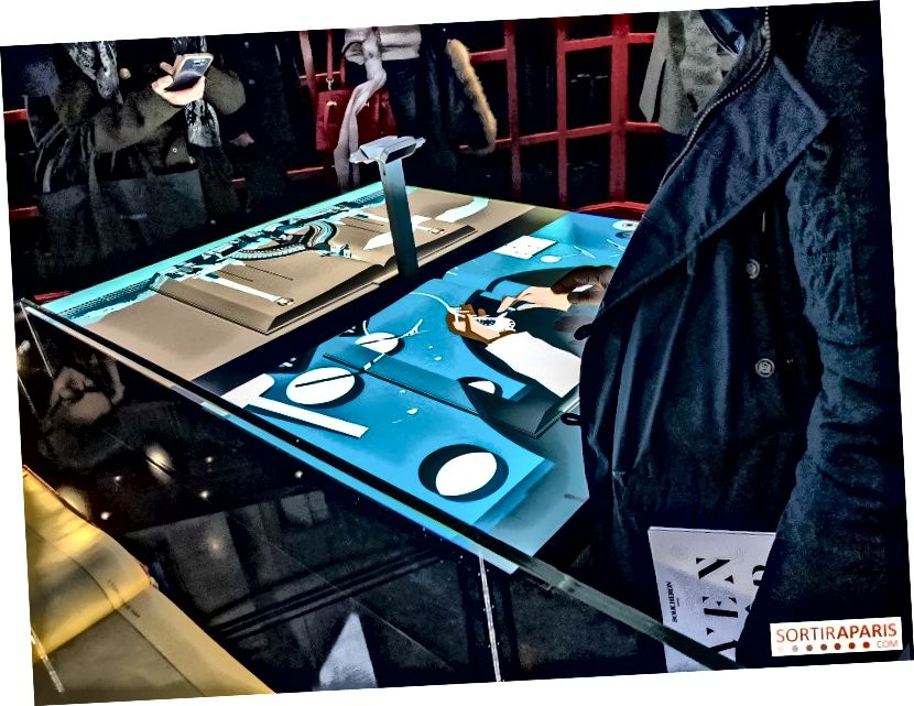Vendorama Boucheron ցուցահանդեսը Փարիզում