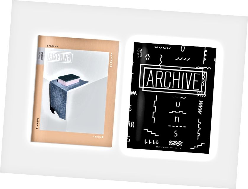 أرشفة الإصدارات المطبوعة الجماعية