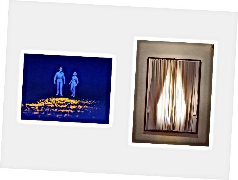 اليسار: ماتيو ميوني - اليمين: ليوناردو ماغريلي