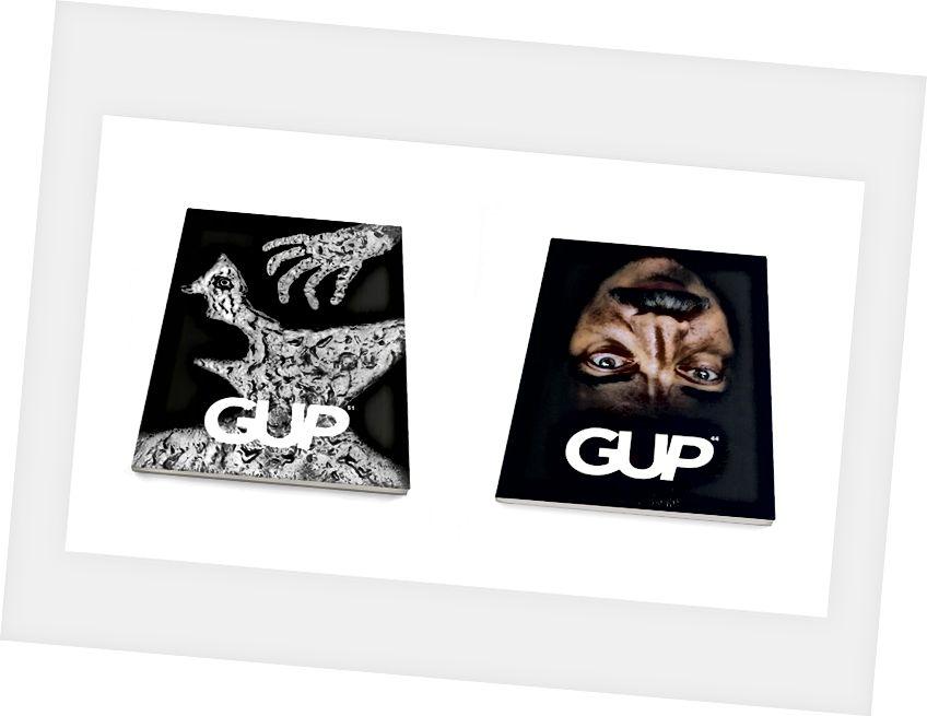 مجلة GUP - الإصدارات المطبوعة