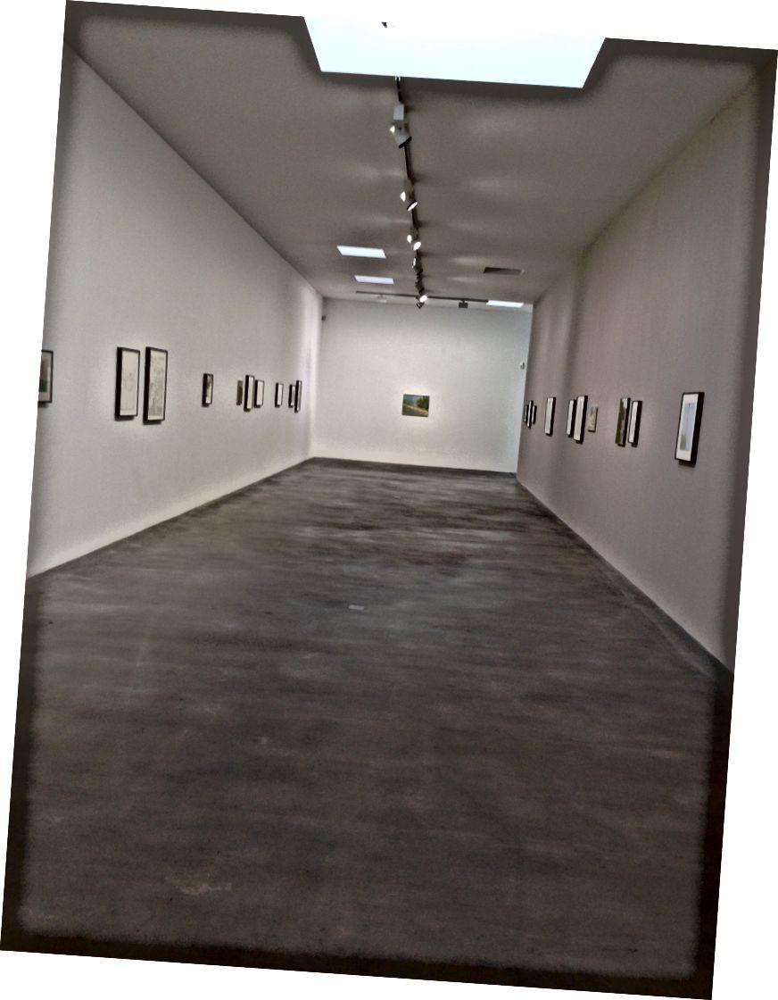 المناظر الطبيعية ، أفيغدور أريخا - عرض معرض