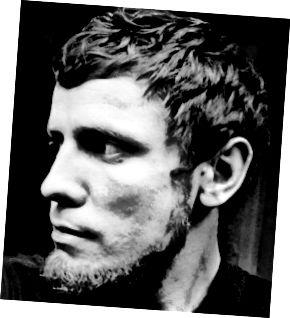 Витас Лакс, автопортрет 1970 года