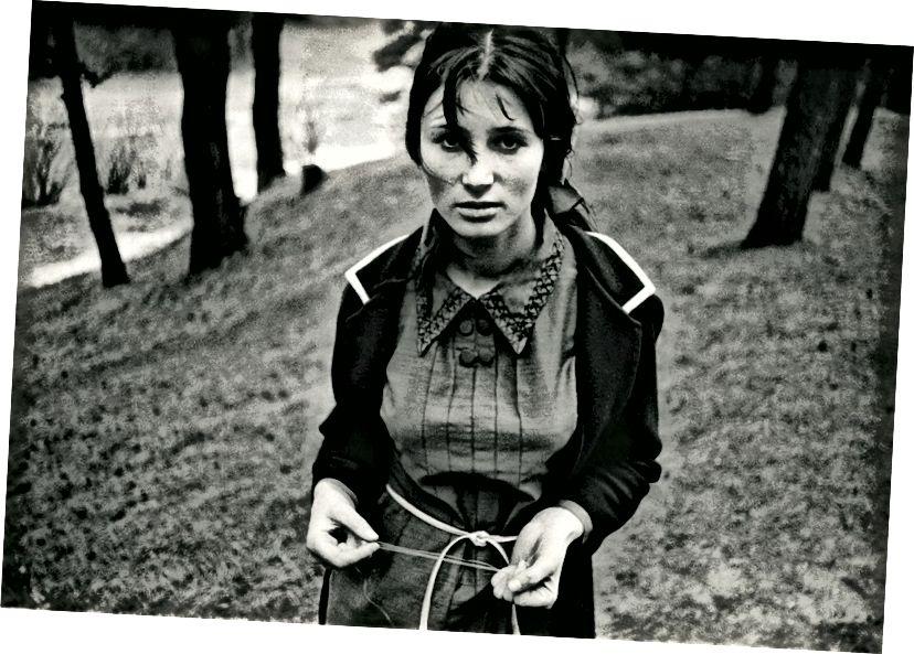Таня Лукиене-Альдаг, сфотографирована Витасом Лаккусом.