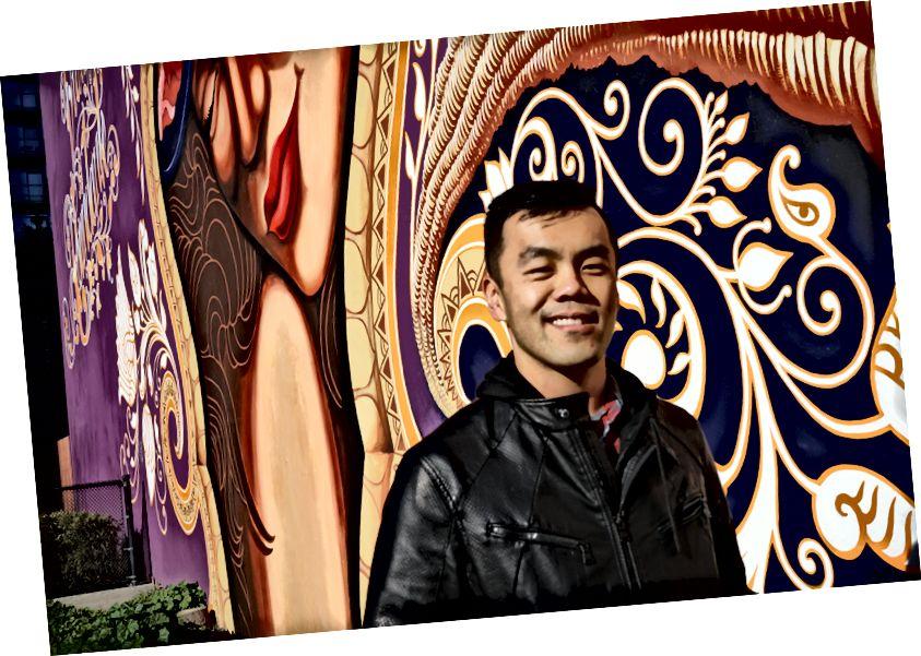 Джейсон Су, менеджер по уличной жизни в Сан-Хосе