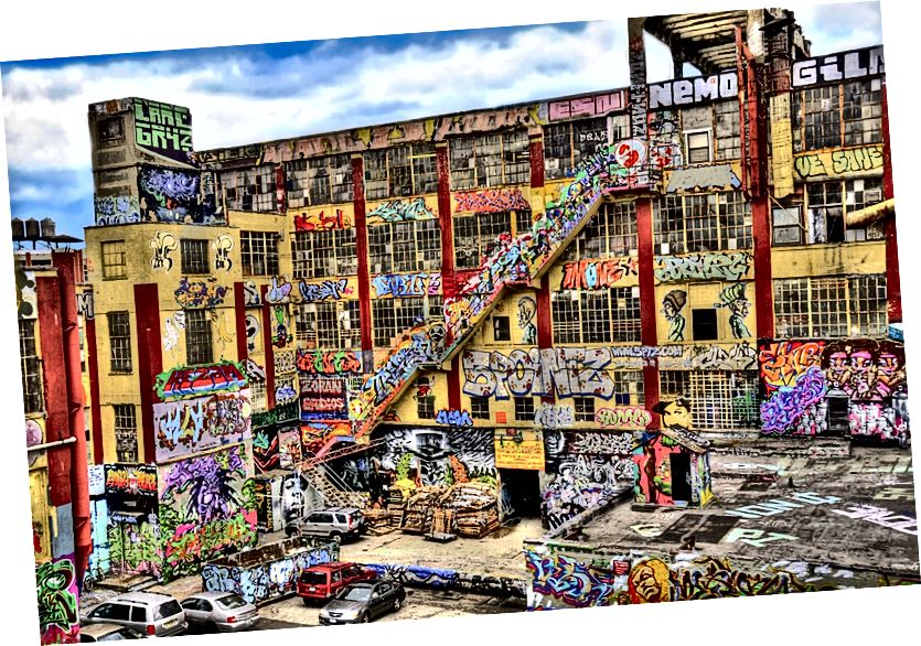 5pointz | © iamNigelMorris / Flickr
