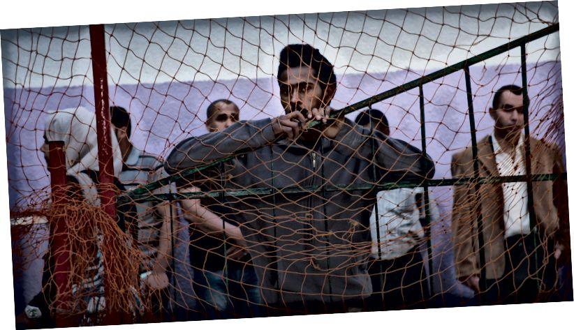 """Stále z """"ľudského toku"""" v Gaze"""