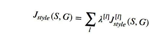 Summiert über alle ausgewählten Ebenen Stilkosten multipliziert mit einem Gewicht Lambda
