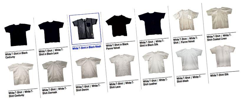 Ağ T-Shirt Kolleksiyası, Yavaş və Dözümlü Yarışı qazandı.