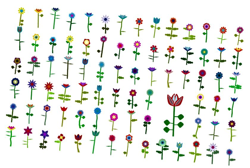 Պատահական ծաղիկներ: Քլեյ Հիտոն: