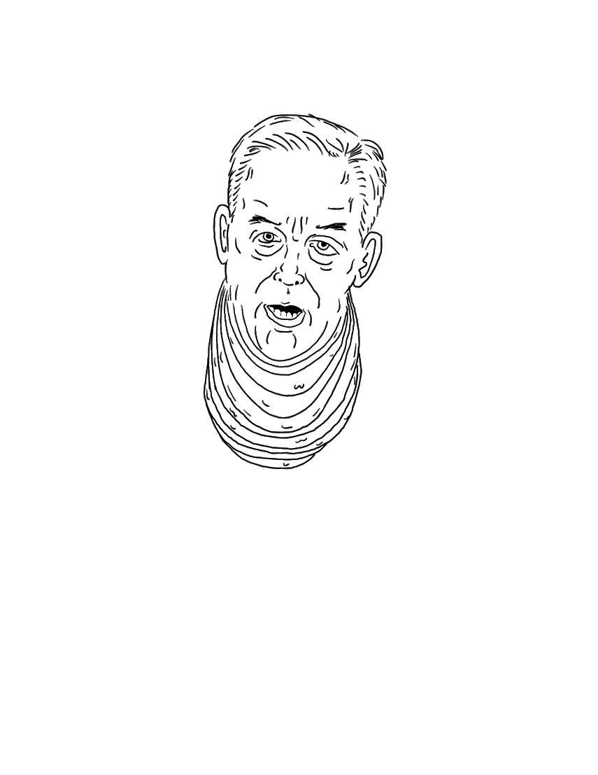 Krok 1. Nakreslete svůj podpis FRUSTRATED FACE a možná i několik dalších brad pro zábavu. (Všimli jste si, že jsem přidal pár?)