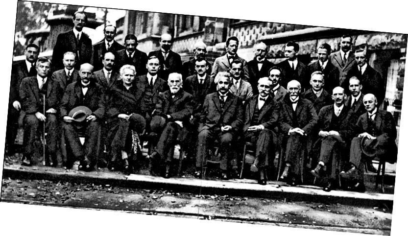 Solvay Conference 1927