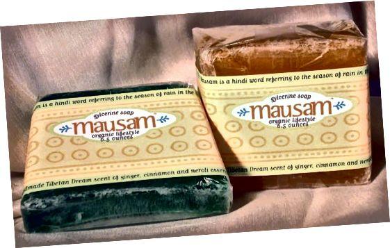 Дизайн на опаковки на продукти на Mausam