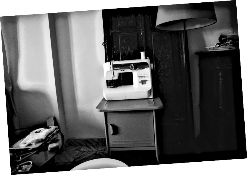 Таня швейная машина | L'weibdeh, Амман