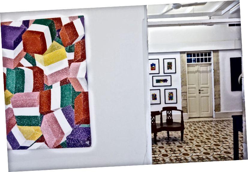 Galéria Dar Al Anda Jabal L'weibdeh