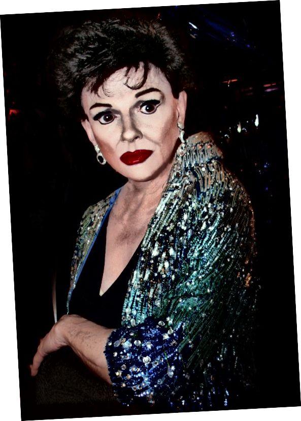 Udělal jsem matematiku. . . Byl jsem počat ve stejnou dobu, kdy Judy zemřela. Jsem si jistý, že jsem 2. inkarnace Judi Lamy. - Obrázek z PBS