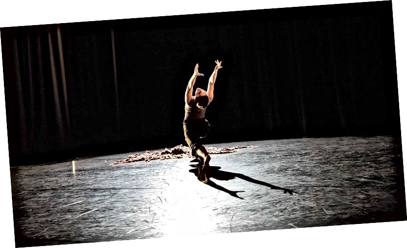 Londýnská současná taneční škola