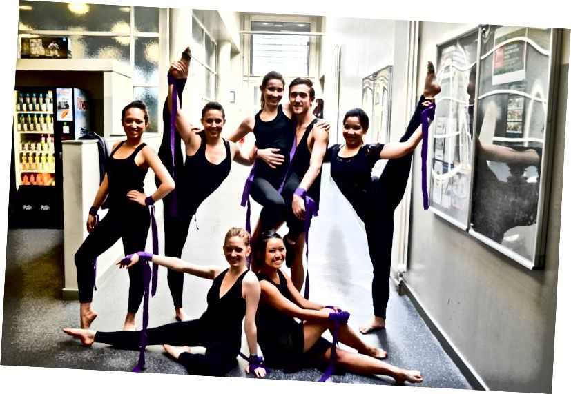 Taneční tým LSE, 2012