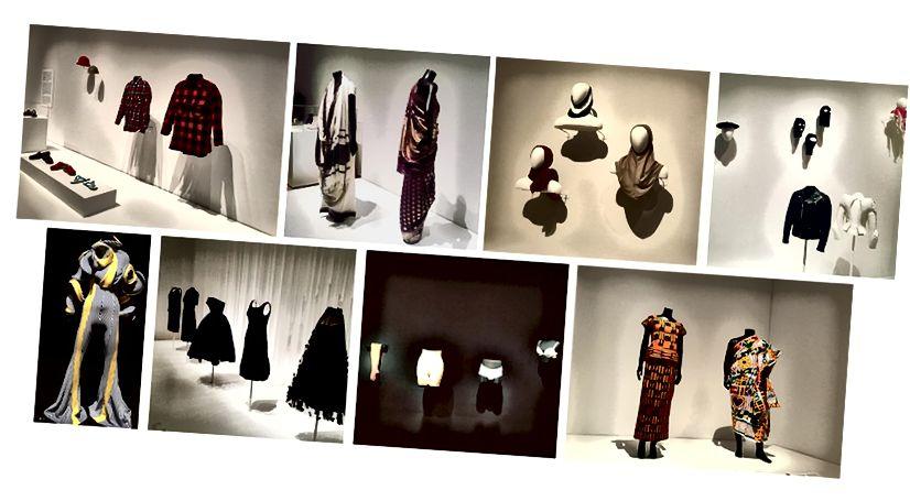 Նկարները «ITEMS` արդյո՞ք նորաձևությունը ժամանակակից է»: ցուցահանդես Ժամանակակից արվեստի թանգարանում