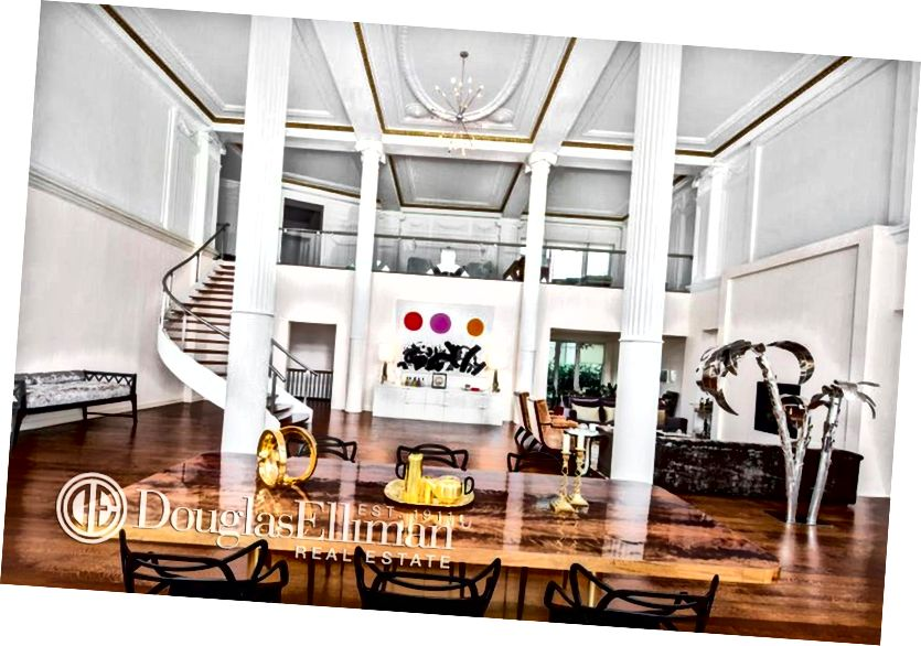 Бальный зал в квартире 1 / 2C, 260 West Broadway - Douglas Elliman