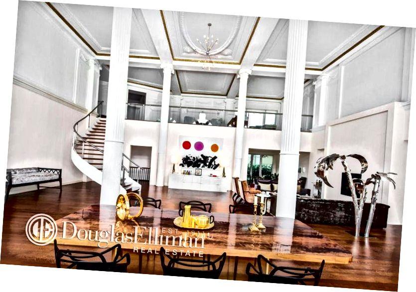 Бална зала на апартамента 1 / 2C, 260 West Broadway - Дъглас Елиман