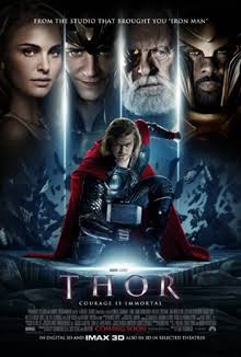 Thor filmový plakát - wikipedia.org