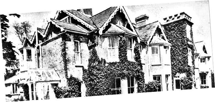 Dimbola Lodge, резиденция Камерона на острове Уайт (Фото любезно предоставлено: TCC)