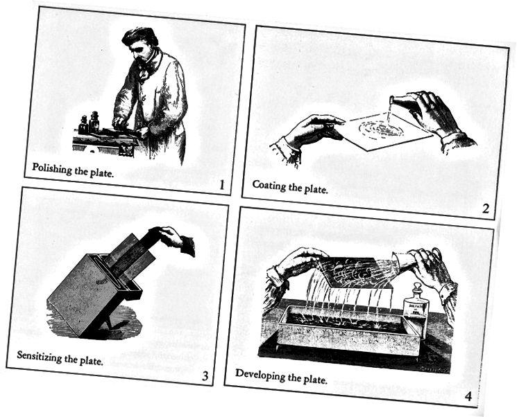 ভিজে সংঘর্ষ প্রক্রিয়াটির কয়েকটি ধাপ চিত্রিত স্কেচগুলি (ফটো ক্রেডিট: জিএল)