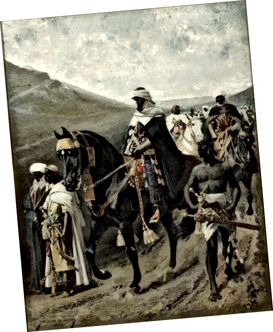 'El Suspiro del Moro' (Der Seufzer des Moores) von Marcelino de Unceta, 1885. Museum von Saragossa, Saragossa (Aragonien), Spanien.
