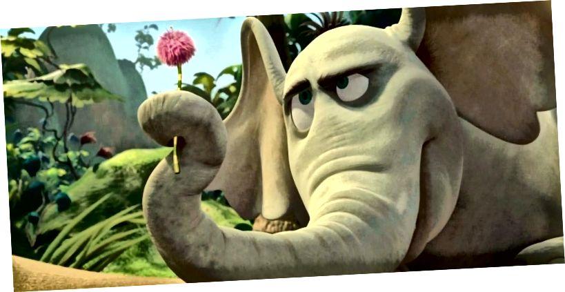gambar dari fanpop: Horton Mendengar Siapa
