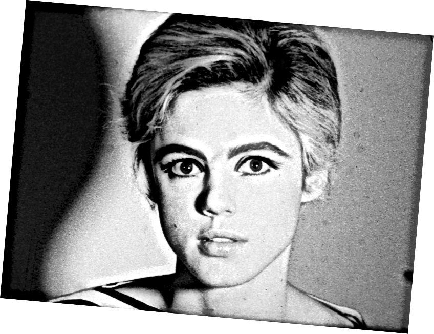 Edie Sedgwick képernyőtesztje, 1965