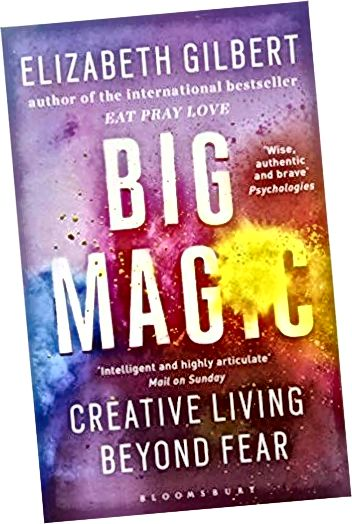Etsi kirja 'Big Magic'.