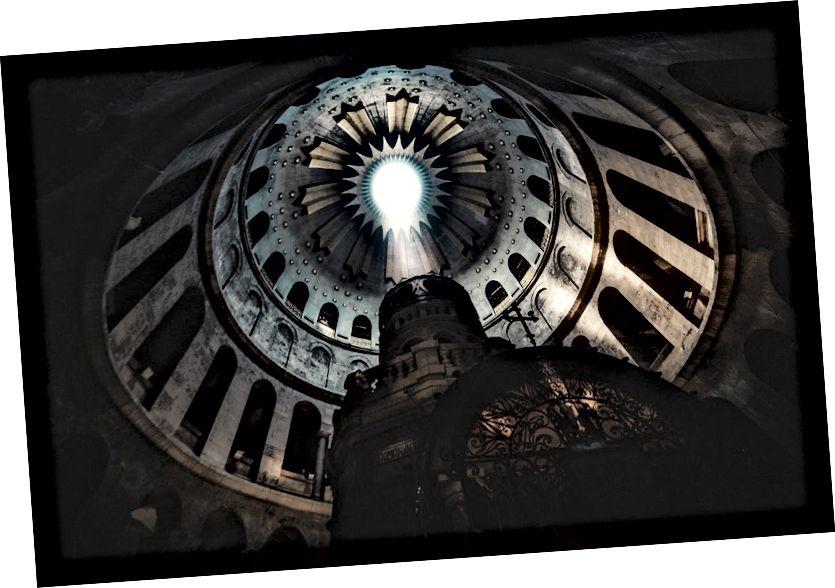 Երուսաղեմի Սուրբ գերեզմանի եկեղեցի ՝ Դավիթ Ռոդրիգո