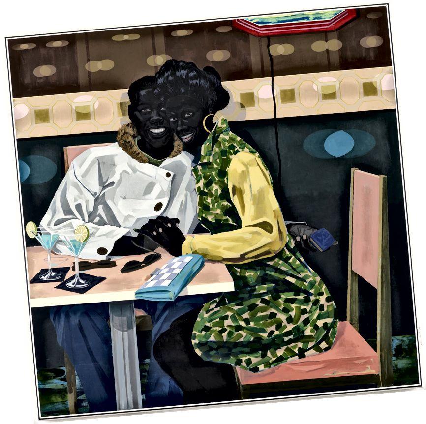 Ohne Titel {'Club Couple'}, 2014