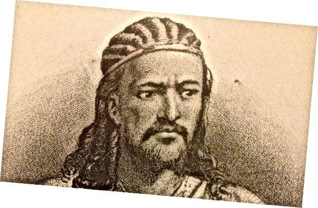 Կայսր Տեվոդրոս II- ը
