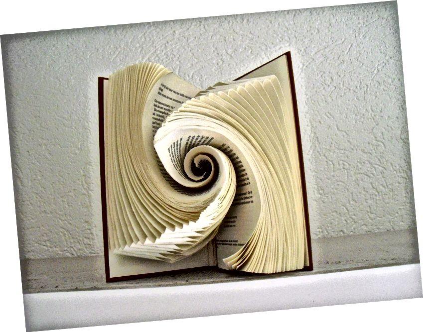 Изображение: Book Vortex от schaduwlichtje
