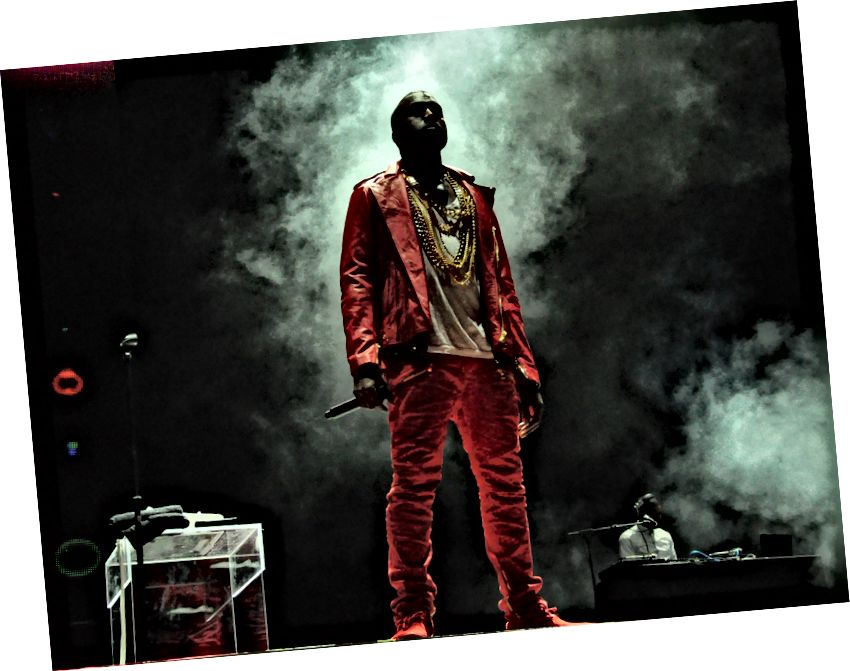 Kanye West, budoucí tvůrce Ye Token