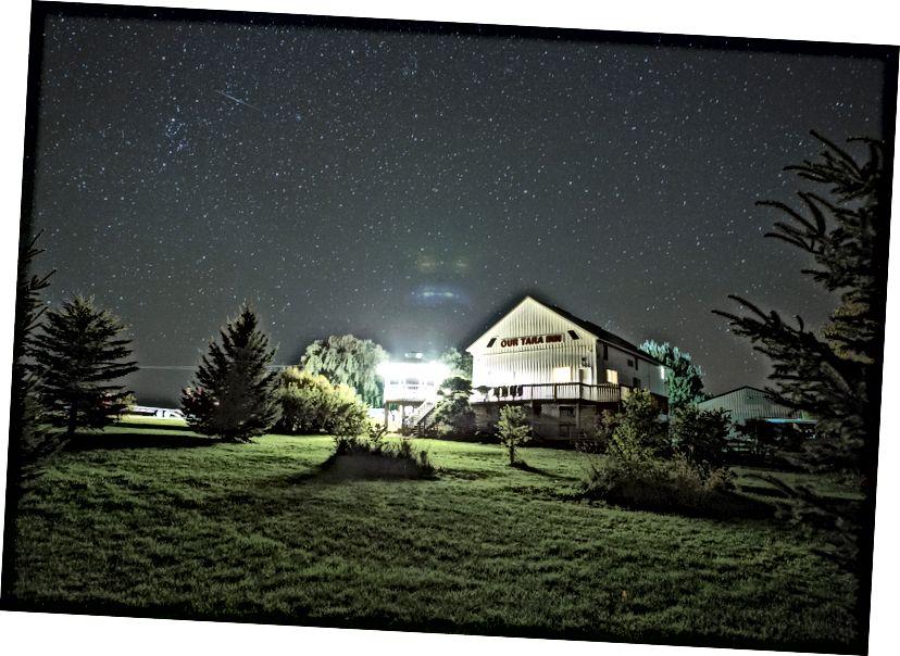 Allamakee County-dakı The Tara Inn, Yataq və Səhər yeməyi.