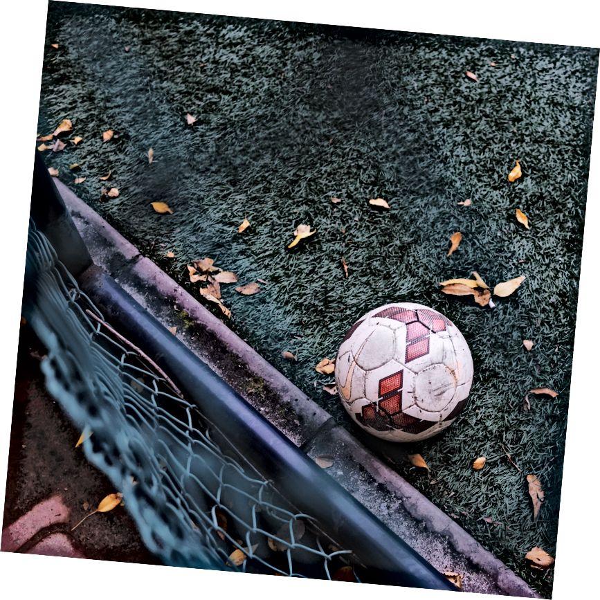 Մեկ գնդակ: Շատ մարզաձևեր: Հայտնի է միայն մեկը: