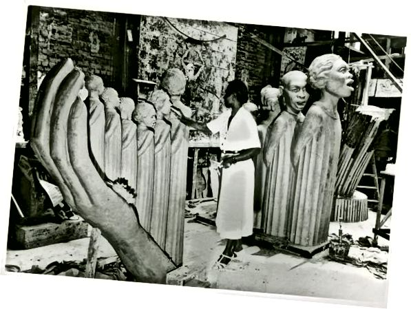 Օգոստա Սավեյջ, «The Harp» (1939)