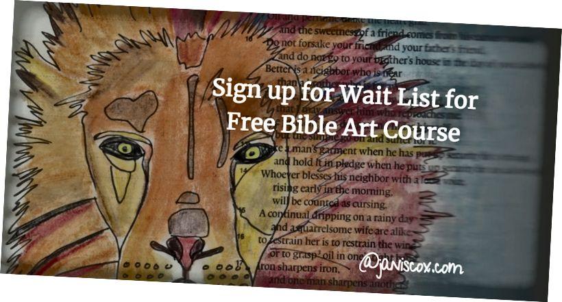 կտտացրեք պատկերին ՝ աստվածաշնչային արվեստին գրանցվելու համար - անվճար