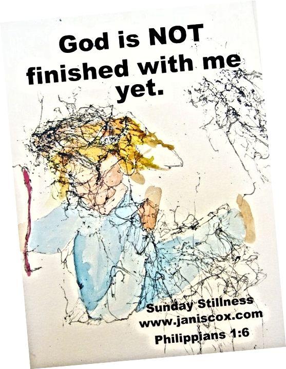 Janis Cox akvarellje